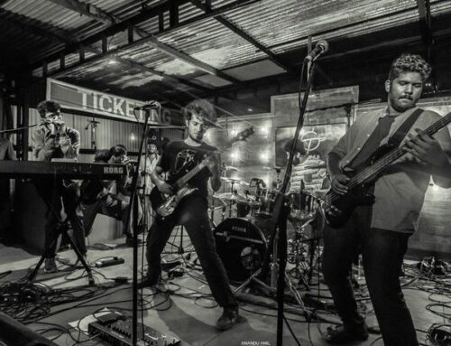 Trivandrum band 'Copper Planet' releases new single