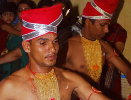 Velakali, the martial dance form of Kerala